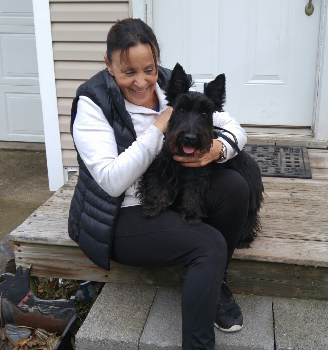 Scottie puppy finds love with new parents thanks to Scottish Terrier Club of Greater NY Rescue