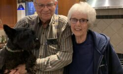 Don and Nan Barcan, STCGNY members and great Scottish Terrier supporters